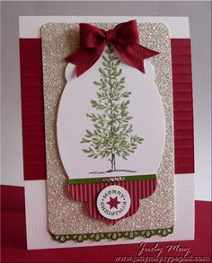 Lovely as a Tree stamp set.