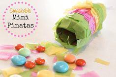 Smackable Mini Pinatas
