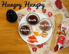 Hungry Hungry KONG Recipe