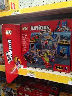 """Lego Juniors """"Defend"""