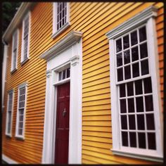 Colonial New England Architecture | Purchase on Artist Rising
