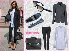 outfits for the office | Outfit Office