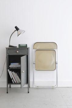 """PLIA"" foldable chair by Giancarlo Piretti"