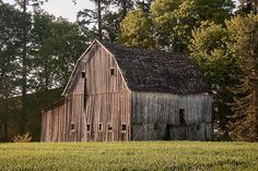 Ya gotta Love Old Barns!