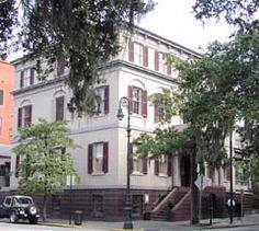 Juliette Gordon Low House, Savannah, GA