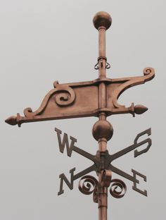 Brown University Banner Weathervane by West Coast Weathervanes.