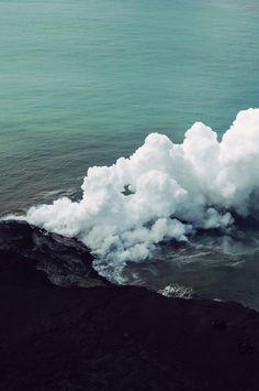 water + cloud