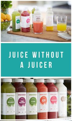 Cleanse without the mess! 6 perfect juices crafted for the perfect cleanse cold-pressed for you | Urban Remedy