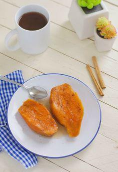 Receta 1074: Batatas en dulce » 1080 Fotos de cocina