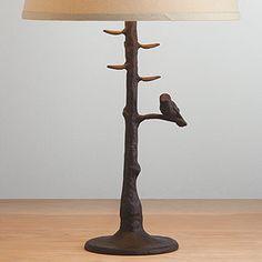 Woodlands Table Lamp Base   World Market