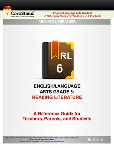 Reference Guides - Corestand - teachers, not textbooks