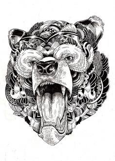 totem bear
