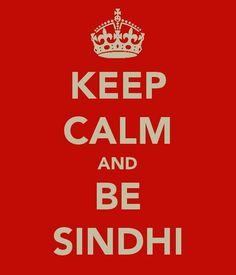 Sindhi :)