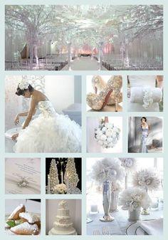 winter wonderland wedding | Winter Wonderland Wedding