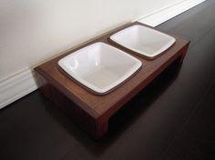 Dog bowl furniture