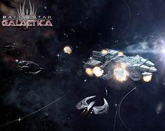 Battlestar Galactica Online Screenshot