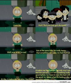 thank you butters.