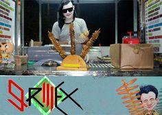 Skrillex Opens Grillex, the First Dubstep-Themed Food Truck - West Coast Sound food