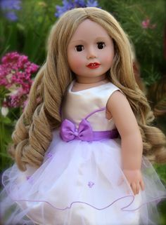 Beautiful Sara Grace. Harmony Club Dolls. Shop www.harmonyclubdolls.com