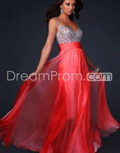 2014 Style Empire Sweetheart  Sleeveless Floor-length Chiffon  Bridesmaid / Evening Dresses / Prom Dresses