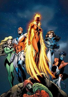 Women of Marvel: Rachel Summers and Excalibur