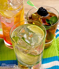 Flavor Up Your Water - 5 delicious recipes