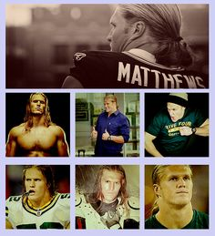 Sometimes you have to scratch and claw to get what you want -- Clay Matthews <3