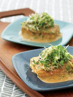 Tofu Steak Recipe. Wrap it up using Absolutely Gluten Free Flatbread. www.absolutelygf.com #AbsolutelyGF #Glutenfree #Recipes #Tofu #Flatbread