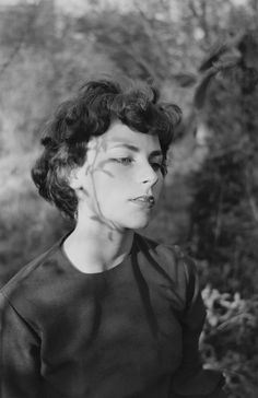 Emmet Gowin, Edith, Danville, Virginia, 1963