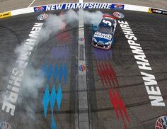 PHOTOS (July 15, 2012): Kasey Kahne wins New Hampshire. More: http://www.hendrickmotorsports.com/news/photos/2012/07/15/Kasey-Kahne-wins-New-Hampshire#.