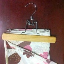 great way to store fabric
