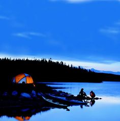 Terra Nova National Park has made it as a finalist for Best Canadian National Park for camping.