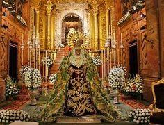 Virgen de la Macarena, Sevilla (Spain)