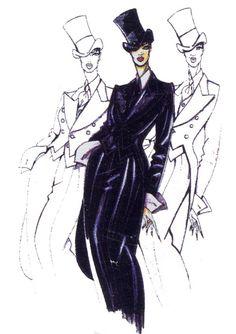 Weimar Cabaret segment, Design by Dolce & Gabbana - Mad-Eyes - Madonna designer outfits, tour clothes