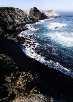 Central California Coast //