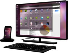 Ubuntu for Android: In every dual-core   phone, there's a PC trying to get out.  I love this idea
