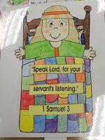 Hands On Bible Teacher: Samuel
