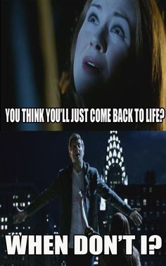 Rory's best line ever.
