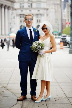 A CUP OF JO: City Hall weddings