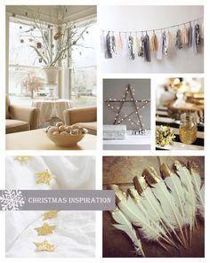 Grey & Gold Christmas