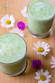 Welcome summer with this dairy-free Honeydew Lassi