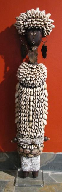 Cowry Shell Doll....see information on her other picture