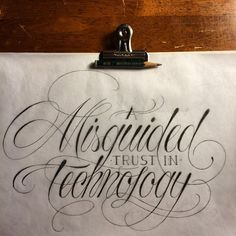 """""""A Misguided trust in Technology""""  by Nim"""