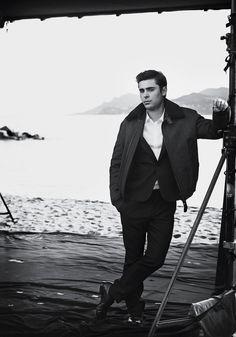 Zac in Cannes