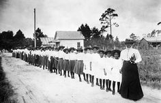 July 10 - Educator and civil rights leader Mary McLeod Bethune was born today in 1875! She founded the Daytona Educational and Industrial Training School, a private school for African-American girls in Daytona Beach, Florida in 1904. The school later grew into Bethune-Cookman University.