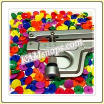 This hand press with multicolors would probably be a good choice for me :)