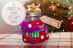 livelovesimple.com | A Sweet & Easy DIY Gift Idea  #DIY #gift #giftidea