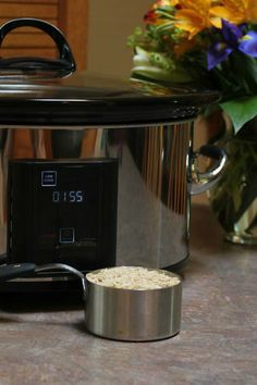 Kitchen Tips & Tricks: When to Add Rice to the Slow Cooker