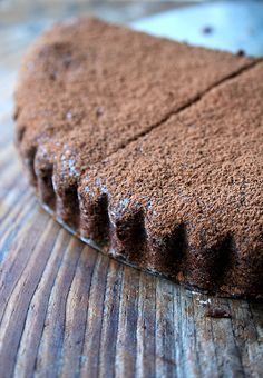 Jean-Georges Chocolate Tart