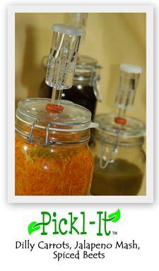 fermenting jars